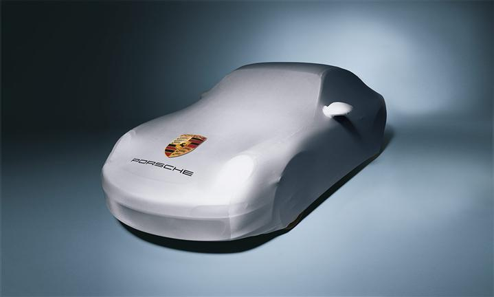 Cover 911 Turbo 996 indoor