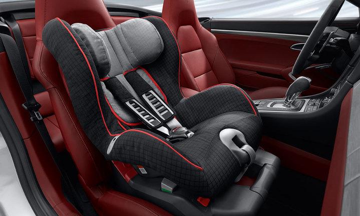 porsche junior seat isofix g1 si ges pour enfants tequipment porsche driver 39 s selection. Black Bedroom Furniture Sets. Home Design Ideas