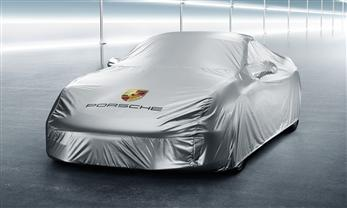 718 Boxster Outdoor-Car-Cover