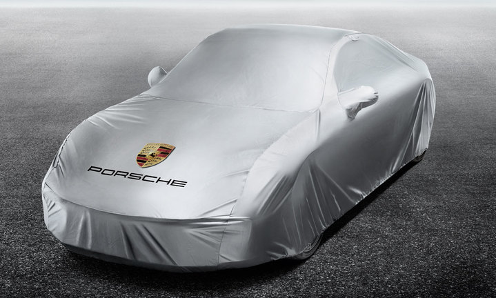 Outdoor-Car-Cover - ohne Aerokit Cup/SportDesign