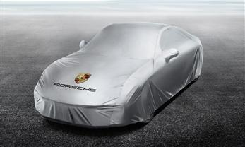 Outdoor-Car-Cover - 911 Turbo