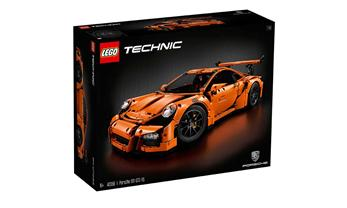 Porsche 911 GT3 RS - LEGO Technic (ab September 2016)