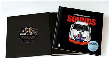 Porsche Sounds - 2. Auflage (Earbook)
