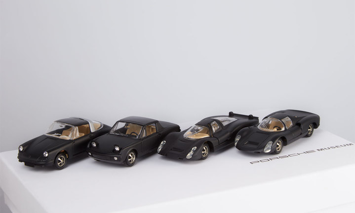 Porsche RAK-Set Märklin, Limited Edition, 1:43