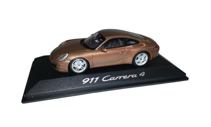 911 (991) Carrera 4 Coupé, 1:43