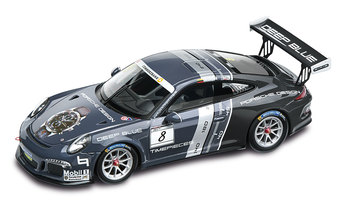 911 GT3 Cup Porsche Design, black/multicolour, 1:43, Limited Edition