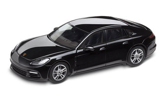 Panamera G2, jet black metallic, 1:43