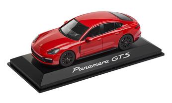 Panamera GTS, carmine red, 1:43