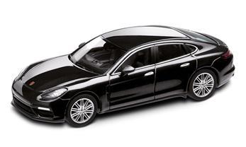 1:43 Model Car | Panamera Turbo in Volcano Grey Metallic