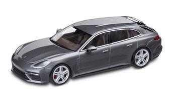 1:43 Model Car | Panamera Turbo Sport Turismo in Agate Grey Metallic