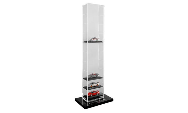 Model Car Tower