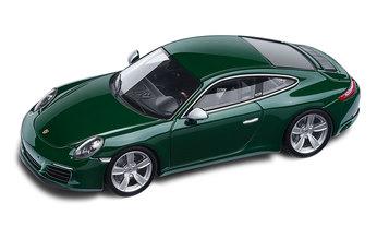 Special Edition 1 Millionth 911 Irish Green 43 Model Car