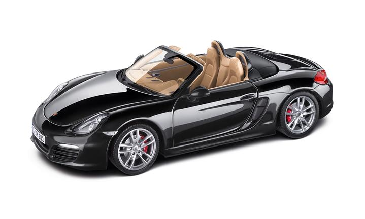 Boxster S, 1:18
