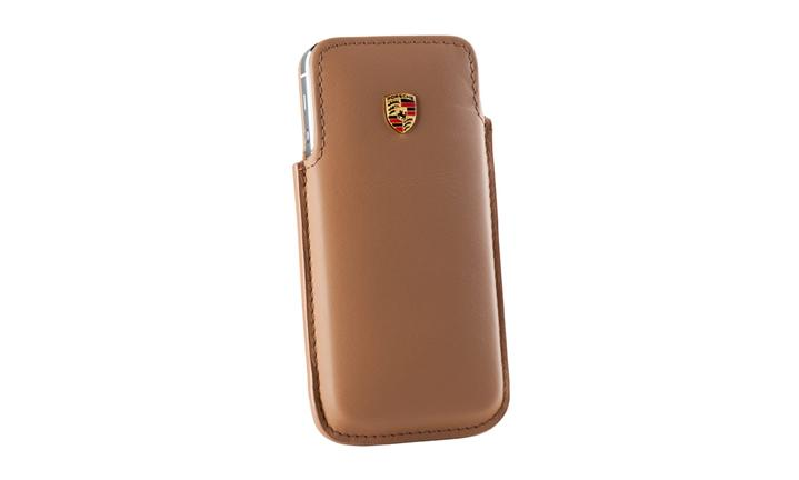 Iphone Cover * Cognac