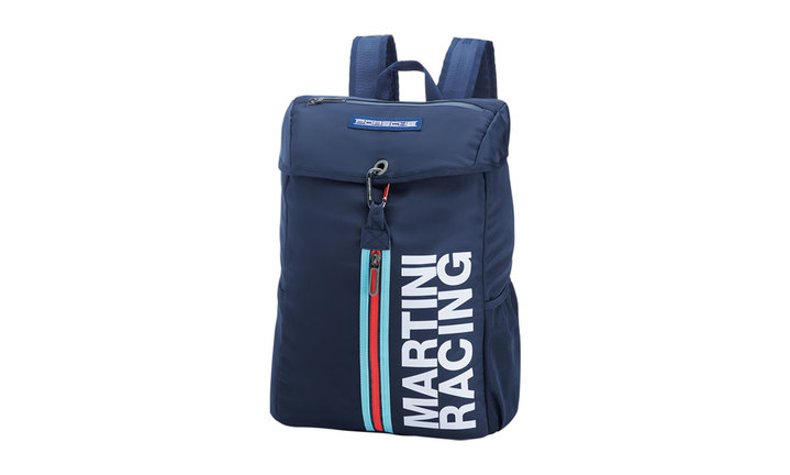 MARTINI RACING Collection, Backpack, blue