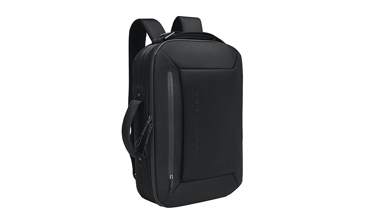 2-in-1 Messenger Bag and Rucksack - New to the shop - Home - Porsche  Driver s Selection aaa3524003d03