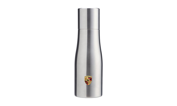 Thermally insulated flask