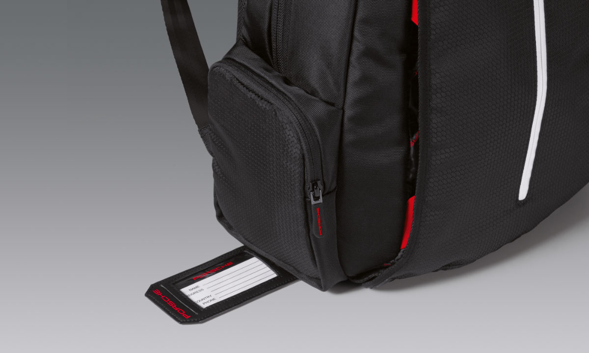 Porsche backpack Selection RS