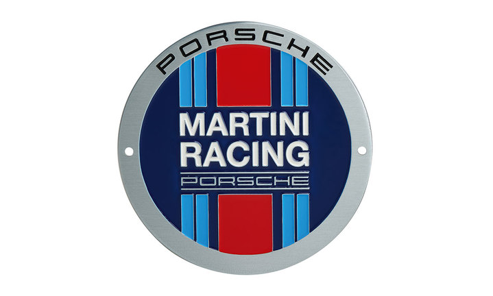 Grill Badge – Limited Edition – MARTINI RACING®