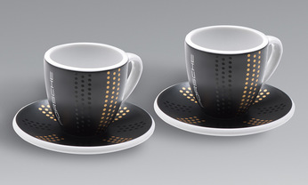 Espressotassen 2er Set - Limited Edition - 911