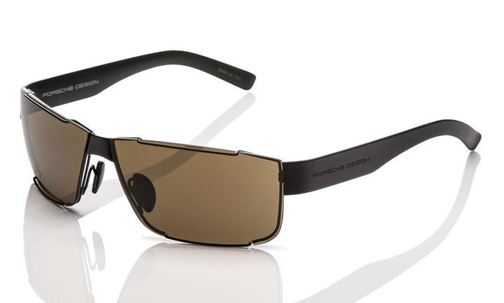 Sunglasses P´8509 A 64 V752, black matt