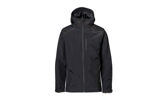 911 Turbo S Exclusive Series Men's Jacket in Black