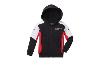 Kids' Motorsport Hoodie Sweat Jacket