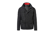 2 in 1 Jacket, Men, black/red