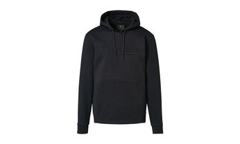 Porsche Men's Turbo Hoodie Jacket in Black (Special Order Only)