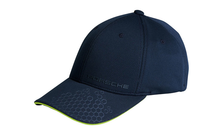 Navy Blue Porsche Unisex Cap