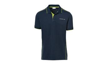Men's Sport Polo Shirt in Navy Blue