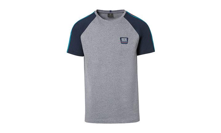 Martini Racing Men's T Shirt in Grey