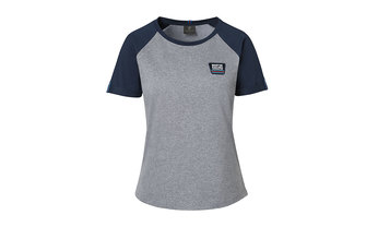 Martini Racing Ladies' T Shirt in Grey