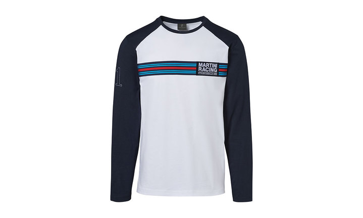 f0f1b9d2807 Men s Long-Sleeved T-Shirt – MARTINI RACING® - Longsleeve - For Him ...