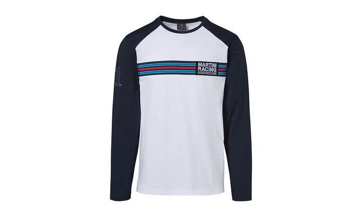メンズ ロングスリーブTシャツ – マルティーニ・レーシング®