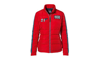 Ladies Quilted jackets – MARTINI RACING