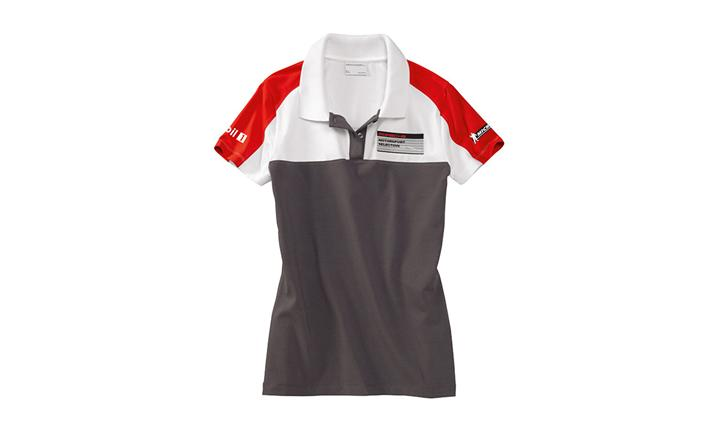 Tag 17: Polo-Shirt Damen – Motorsport (UVP: 69,00 €)
