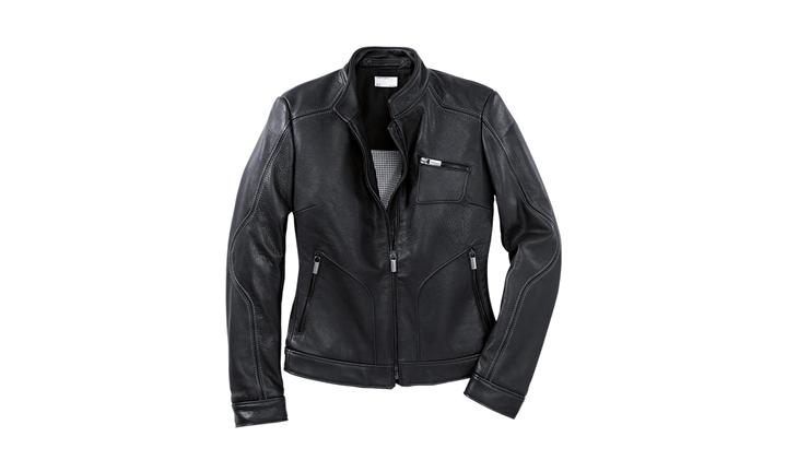 Women's leather jacket – 50 Years of 911