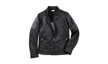 Men's leather jacket – 50 Years of 911