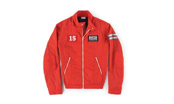 Men's windbreaker jacket – MARTINI RACING – limited edition