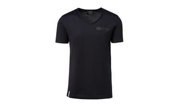 T-Shirt, Men, black - 911