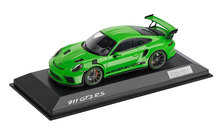 911 GT3 RS, 1:43, lizard green, Limited Edition