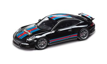 911 Carrera S Aerokit Cup MARTINI RACING, black 1:43