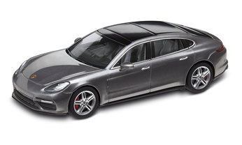 Panamera Turbo Executive (G2), agate grey metallic, 1:43