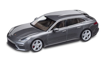 Panamera Sport Turismo Turbo, agate grey metallic, 1:43