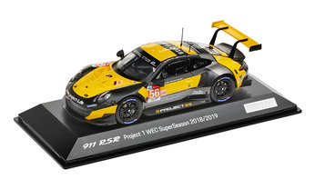 911 RSR 2018 Project1, Limited Edition, 1:43