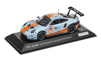 911 RSR 2018, Gulf Racing, Limited Edition, 1:43