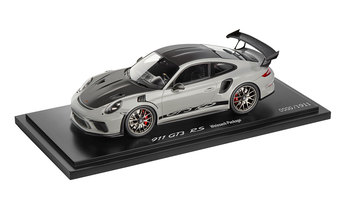 911 GT3 RS with Weissach package, 1:18, crayon, Limited Edition