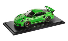 911 GT3 RS, 1:18, lizard green, Limited Edition
