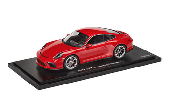 911 GT3 Touring Package, guards red, 1:18, Limited Edition